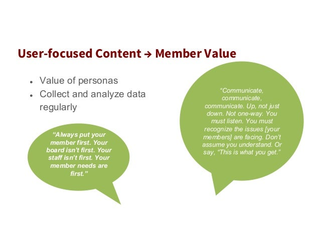 Content strategy is not limited to any type, size, or scope of association