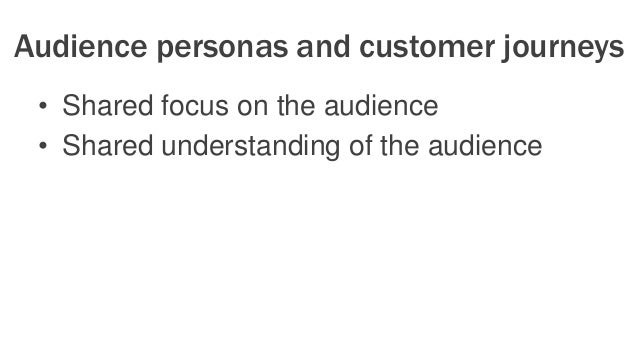 29 http://www.slideshare.net/est3ban/empathybased-personas-gaining-a-deeper-understanding-of-your-audience-presen