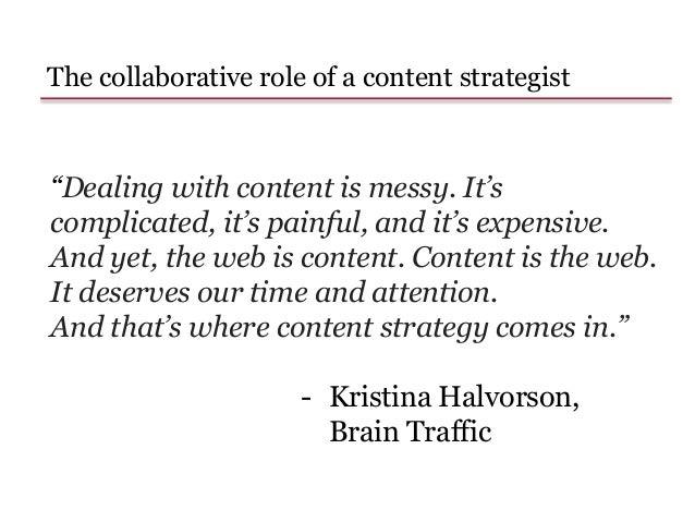 Content Strategy Academy Presentation Slides Slide 2