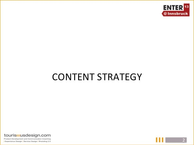 Content strategy and storytelling Slide 2