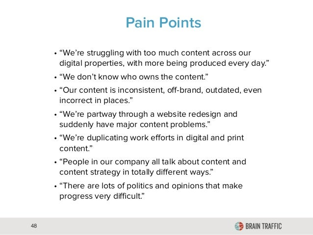 Content Strategy for Everything Slide 48