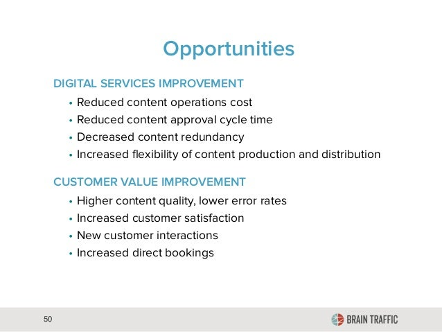 Content Strategy for Everything Slide 50
