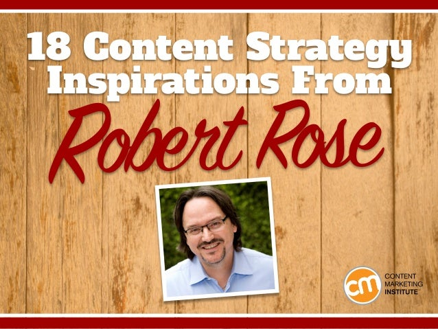 18 Content Strategy Inspirations From