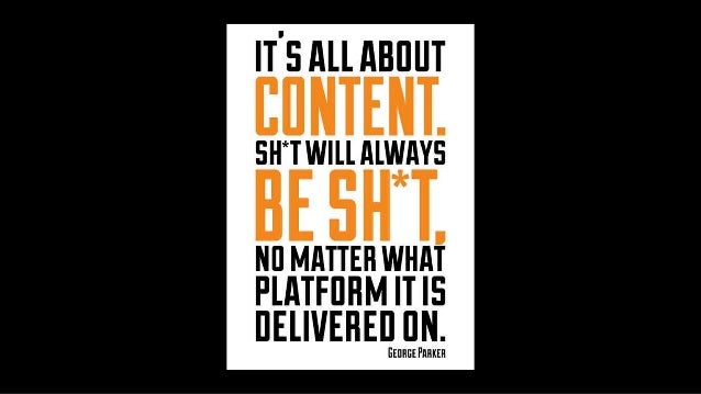 A million $ question: What makes a successful content strategy?