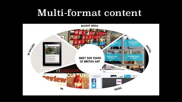 Content presentation User journeys Navigation Wireframes Prototypes