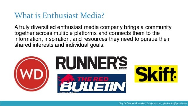 Data-Informed Content Strategy for Enthusiast Media—#FoMPnyc Version Slide 3