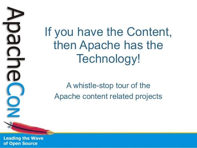 apache xindice