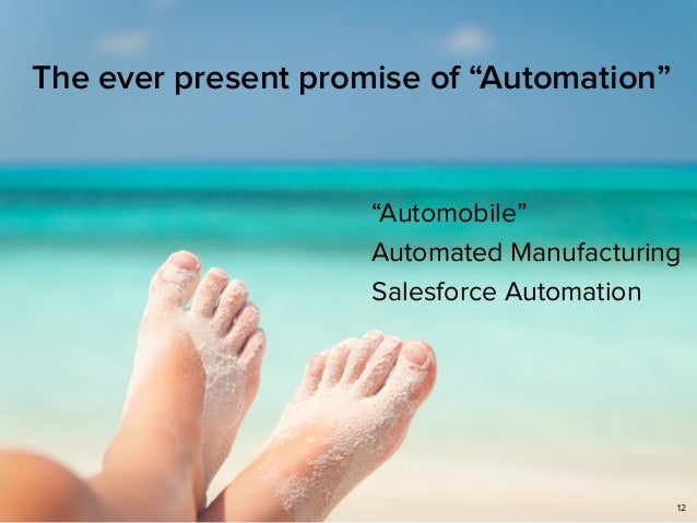 The biggest secret of Marketing Automation  - It's not automated!