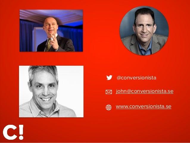 Content that converts  - Conversion summit Frankfurt