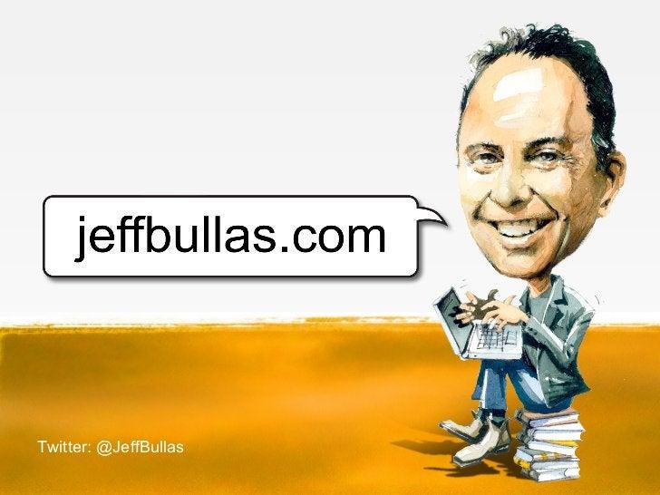 Twitter: @JeffBullas
