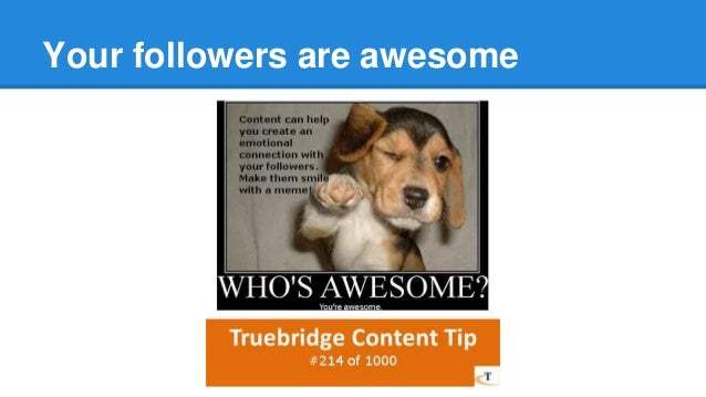 Financial Content Marketing Tips, Series 1 Slide 3