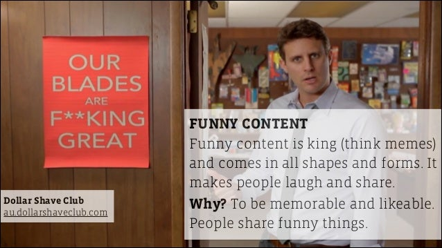 7 types of entertaining content (and how to combine them to create super content) Slide 3