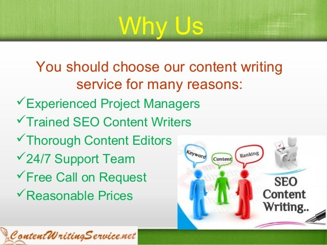 Course Content Writing Services