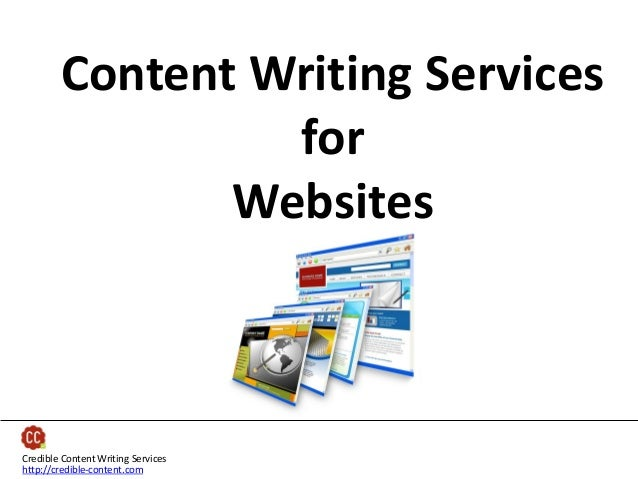 Website content writing services learn