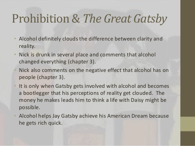 The Great Gatsby Context