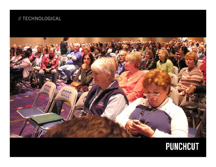 // TECHNOLOGICAL                        [conference]