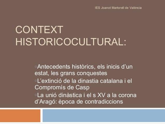 CONTEXT HISTORICOCULTURAL: oAntecedents històrics, els inicis d'un estat, les grans conquestes oL'extinció de la dinastia ...