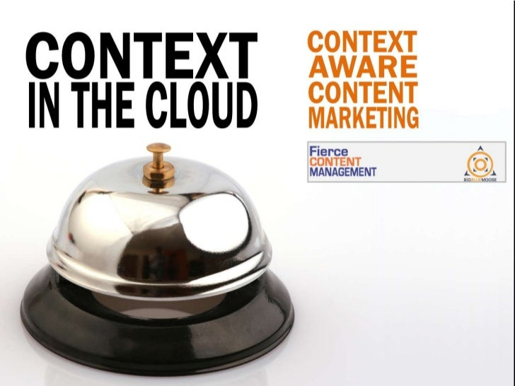 Context In The Cloud