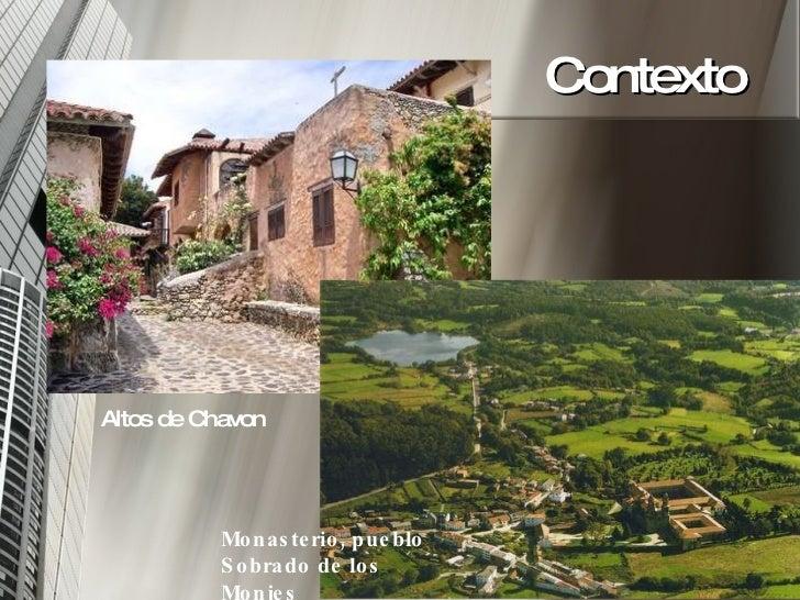 Arquitectura y contexto for Obra arquitectonica definicion