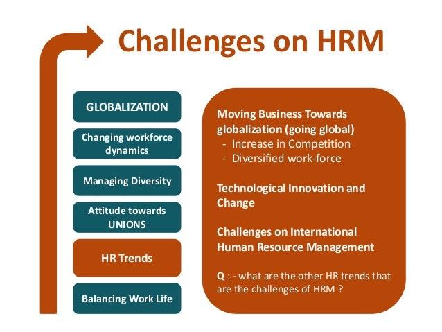 hrm challenge