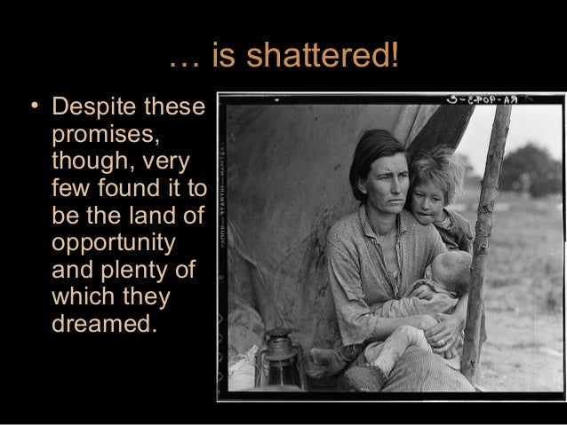 of mice and men context During the great depressi on in the 1930's, the great plains of the united states that extended over southeastern colorado, southwestern kansas, the panhandles of texas and oklahoma, and northeastern new mexico faced a devastating natural disaster known as the dust bowl.