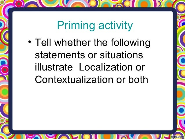 Contextualization and-location-ntot-ap-g10