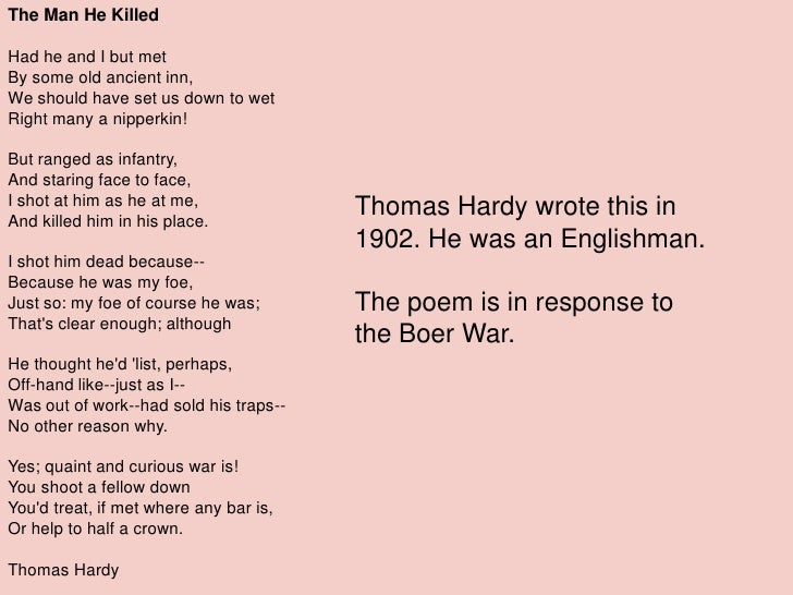 thomas hardys poem hap essay Browse through thomas hardy's poems and quotes 326 poems of thomas hardy the road not taken, if you forget me, dreams, annabel lee, stopping by.