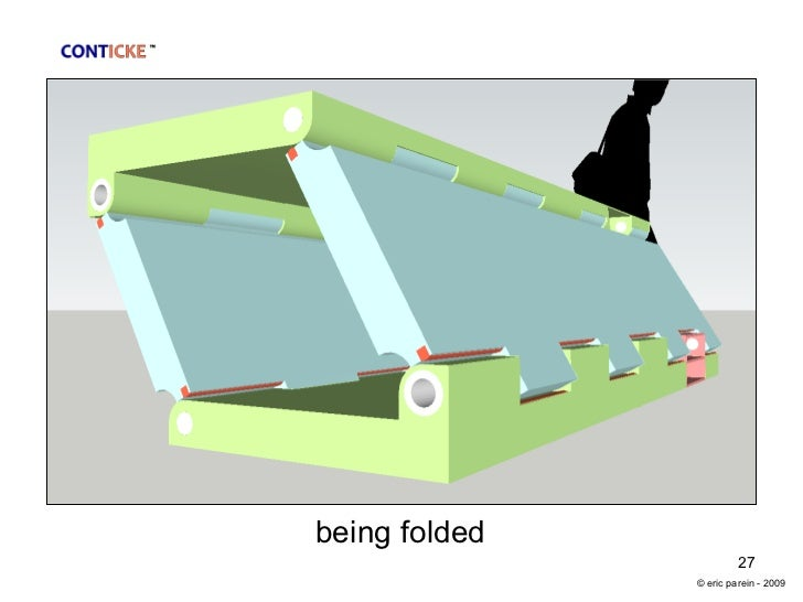 Folding Shipping Container