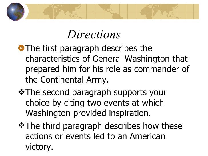 continental army essay Name an essay by thomas paine was read to the continental army before the battle of trenton to help boost the soldiers' morale - 1638652.