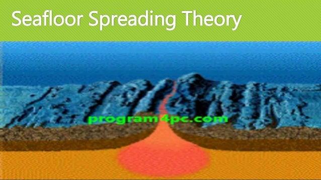 Seafloor Spreading Theory; 21.