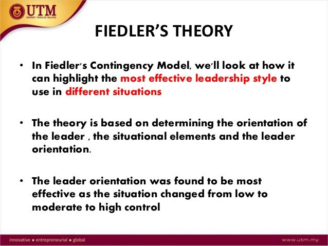describe the role of situational and Situational approaches to leadership the theme in early approaches to understanding leadership was the desire to identify traits or behaviors that effective leaders had in common a common set of characteristics proved to be elusive, however.