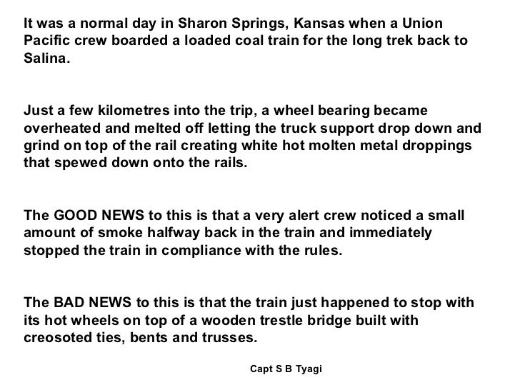 It was a normal day in Sharon Springs, Kansas when a Union Pacific crew boarded a loaded coal train for the long trek back...