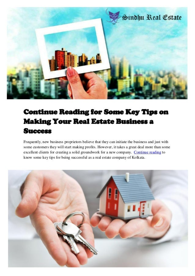Image result for Is More Real Estate The Key To Success?