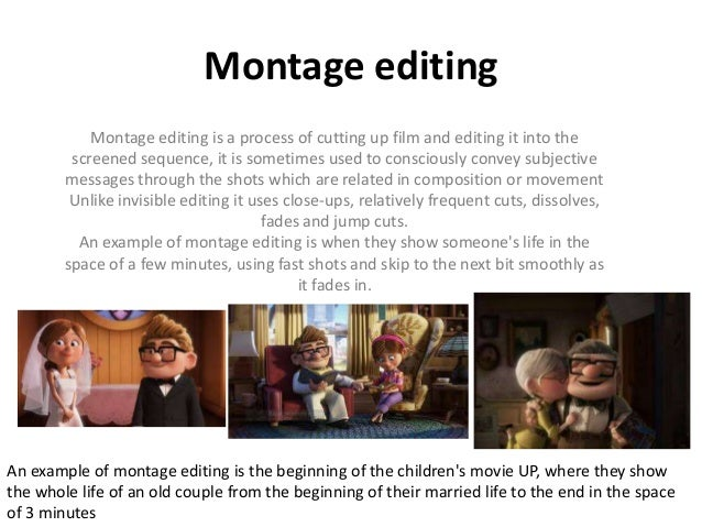 3...2...1...Action!: Editing Notes : Soviet Montage and Realism