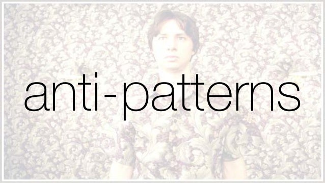Continuous Delivery antipatterns from the wild - Matthew Skelton - IPEXPO Manchester 2016 Slide 3