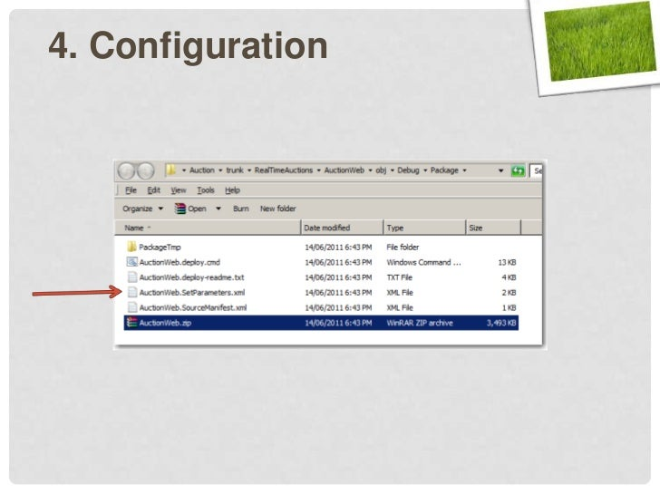 Continuous Delivery with TFS msbuild msdeploy Slide 43