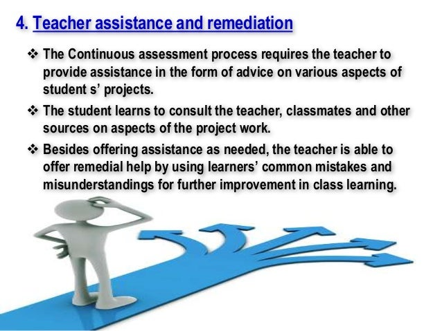 continuous assessment as a tool for Continuous assessment apprises the counselor of possible new and urgent needs which have arisen since the initial assessment these needs can then be addressed through the counseling process second, assessment can aid in evaluating the efficacy of treatment.