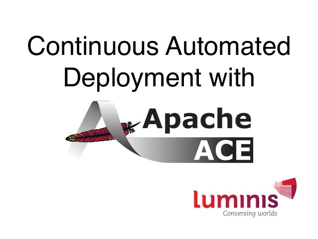 Continuous Automated Deployment with