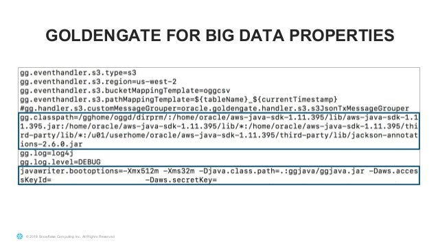 Continuous Data Replication Into Cloud Storage With Oracle