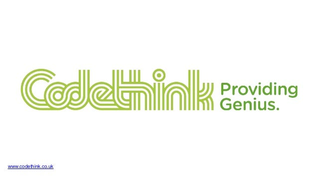 www.codethink.co.uk