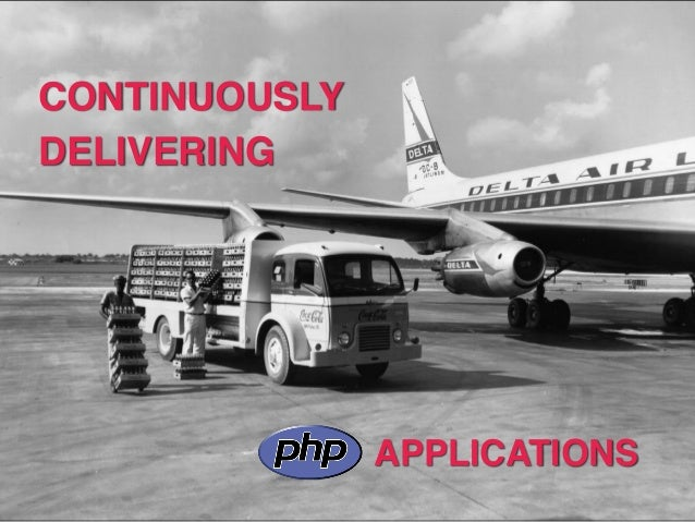 APPLICATIONS CONTINUOUSLY! DELIVERING