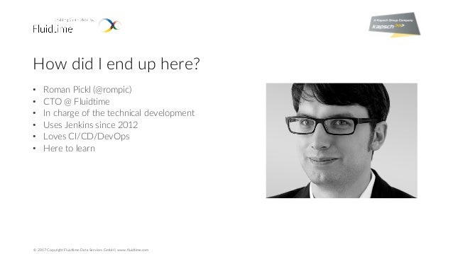 Continuous delivery with jenkins pipelines (@devfest Vienna) Slide 3