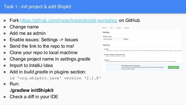 Continuous Delivery in OSS using Shipkit org