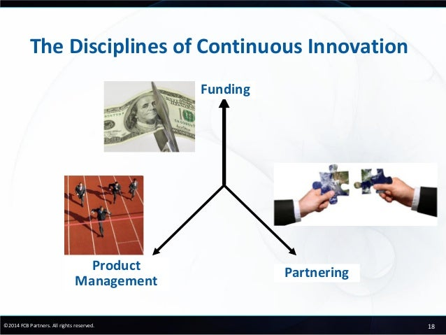 the discipline of innovation Innovation centers—in vogue but are they delivering the expected goals.