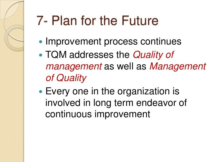 the role of continuous improvement Working with organizational customers to develop and deliver value-adding  services is a major challenge for any internal service organization continuous.