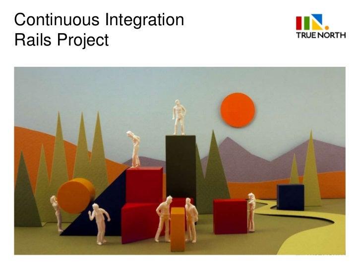 Continuous IntegrationRails Project