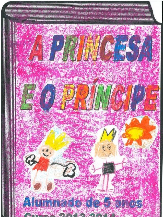 Conto. a princesa e o príncipe