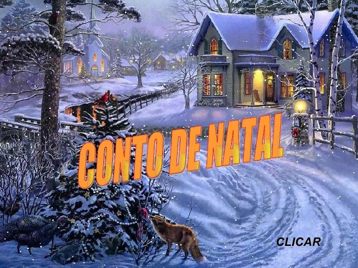 CONTO DE NATAL CLICAR
