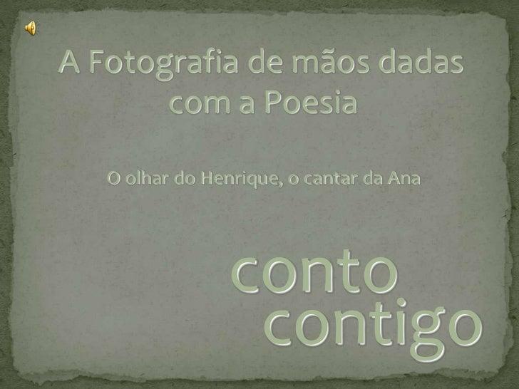 Fotos e Palavras