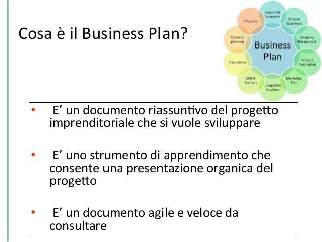 piano finanziario business plan xls
